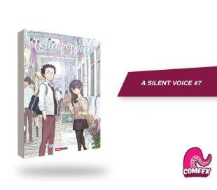 A Silent Voice número 7