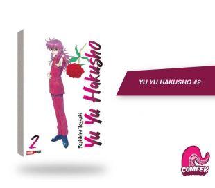 Yu Yu Hakusho número 2