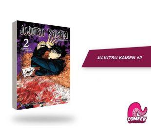 Jujutsu Kaisen número 2