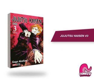 Jujutsu Kaisen número 3