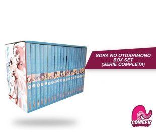 Sora No Otoshimono Box Set (Serie completa)