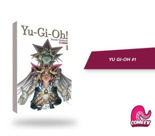 Yu Gi Oh número 1