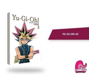 Yu Gi Oh número 2