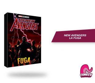 New Avengers La Fuga