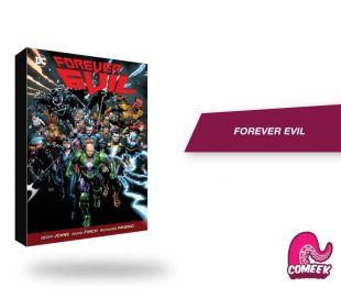 Forever Evil Dc México