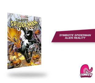 Symbiote Spiderman Alien Reality