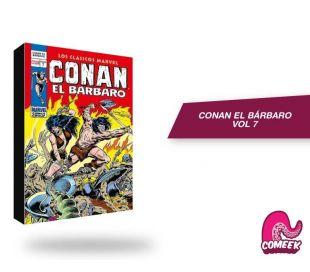 Conan El Bárbaro Vol 7
