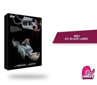 WE3 Dc Black Label