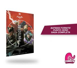 Batman Fornite Punto Cero (saga completa)