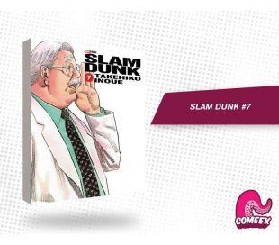 Slam Dunk Kanzenban número 7