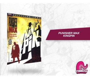 Punisher Max Kingpin