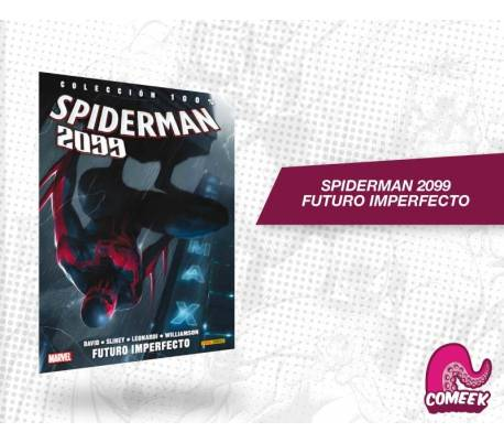 Spiderman 2099 futuro imperfecto
