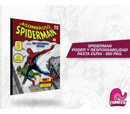 Spiderman Poder y responsabilidad