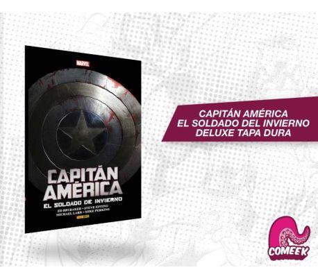 Capitán América El Soldado del Invierno - Edición Integral