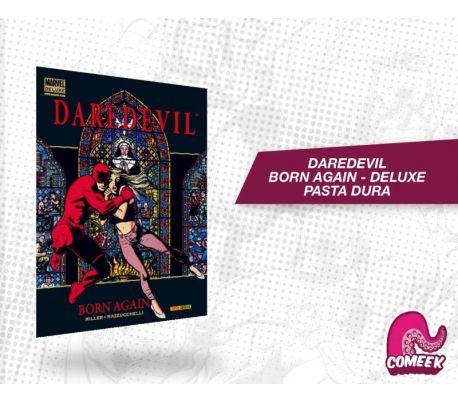 Daredvil Born again - Deluxe pasta dura