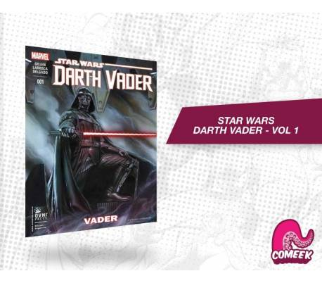 Darth Vader número 1