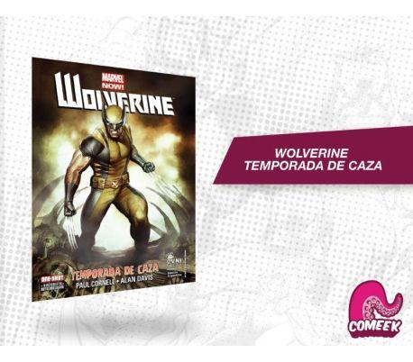 Wolverine temporada de caza