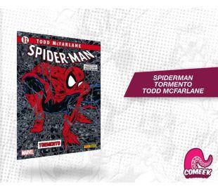 Spiderman Tormento Todd McFarlane