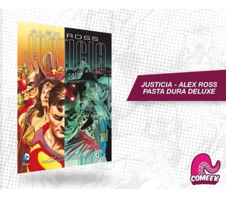 Justicia Alex Ross Dc - Edición de lujo