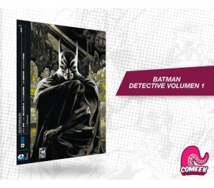 Batman Detective Volumen 1