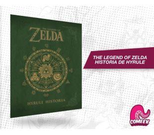 Zelda Hyrule historia - Edición de lujo