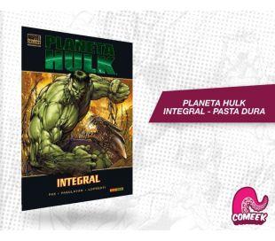 Planeta Hulk integral pasta dura
