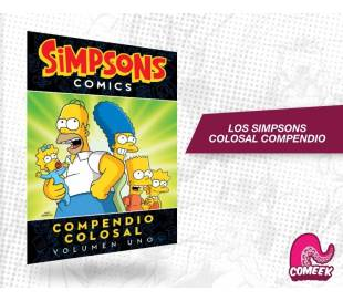 Los simpsons Compendio comics