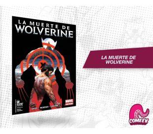La muerte de Wolverine