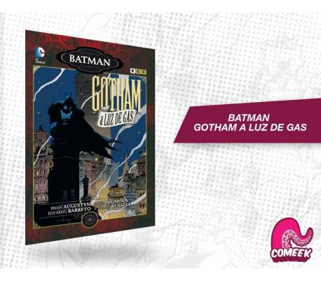 Batman - Gotham a luz de gas