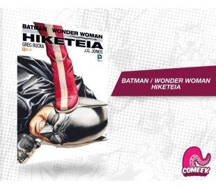 Batman Wonder Woman - Hiketeia