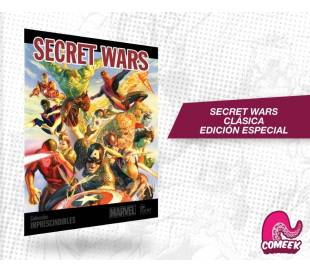 Secret Wars edición especial