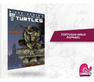 Tortugas ninja Raphael