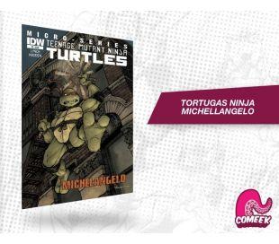 Tortugas ninja Michellangelo