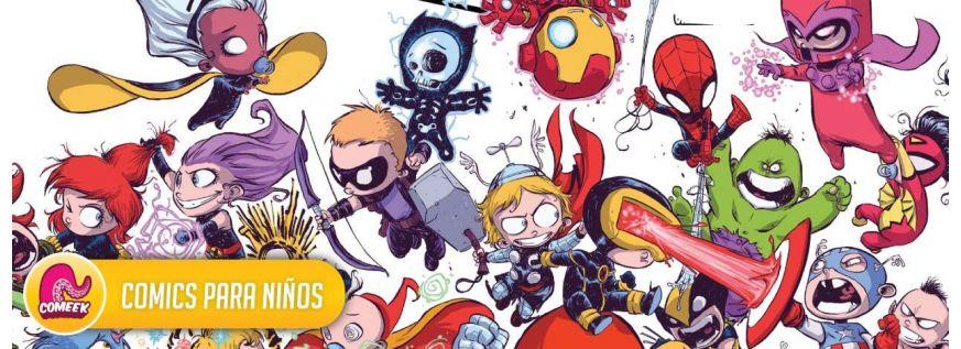 Comics para niños