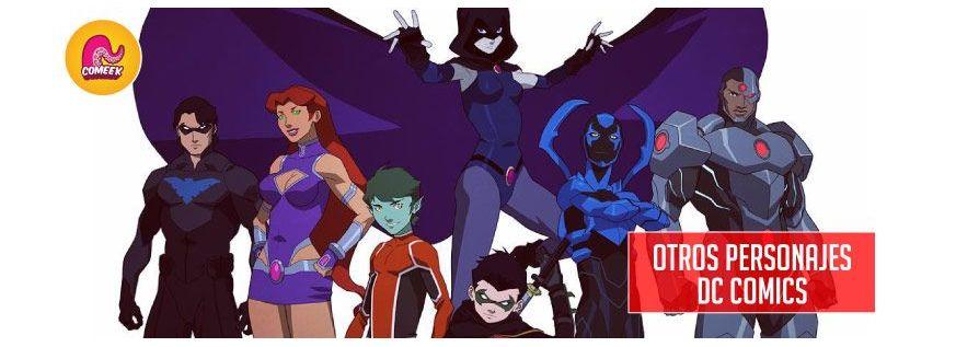 Otros Personajes Dc Comics