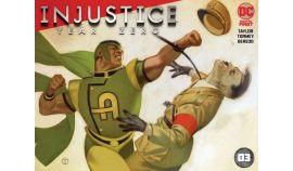 El nuevo y espectacular Injustice Año Cero