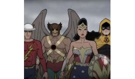 AVANCE JUSTICE SOCIETY WORLD WAR II