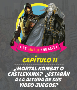 Mortal Kombat o Castlevania ¿Estarán a la altura de sus video juegos las adaptaciones de Castlevania y la película de Mortal Kombat?