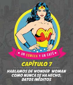 Todo lo que no sabías de Wonder Woman