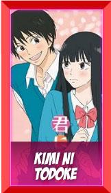 Kimi Ni Todoke Manga